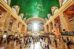 มาถึง New York City ไปเที่ยวที่ไหนก่อนดี